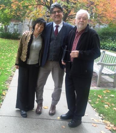 Wang Ping  Sherman Alexi  Bob Hershon