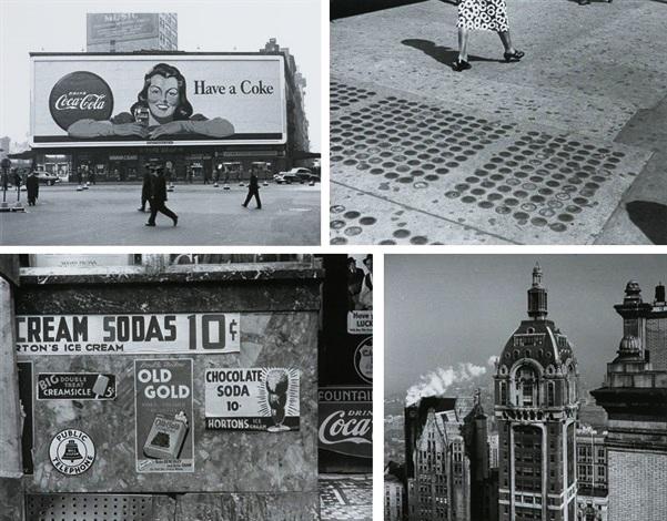 Rudy-burckhardt-6-fotos  1992