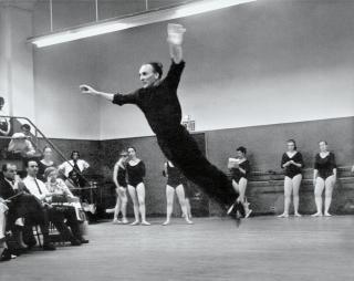 Balanchine Dancing