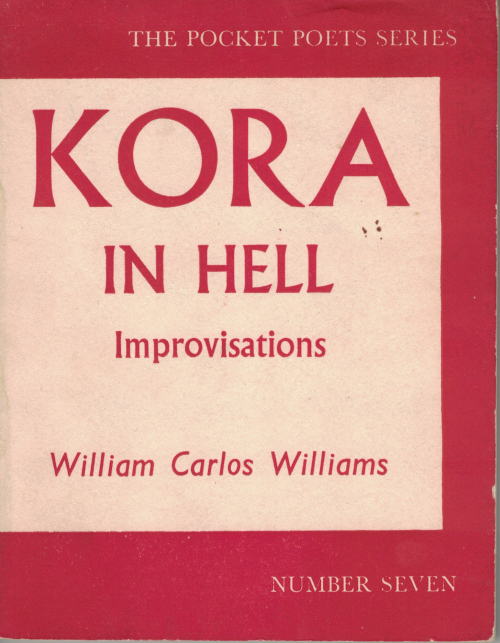 Kora front cover