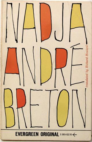 Breton Nadja front cover