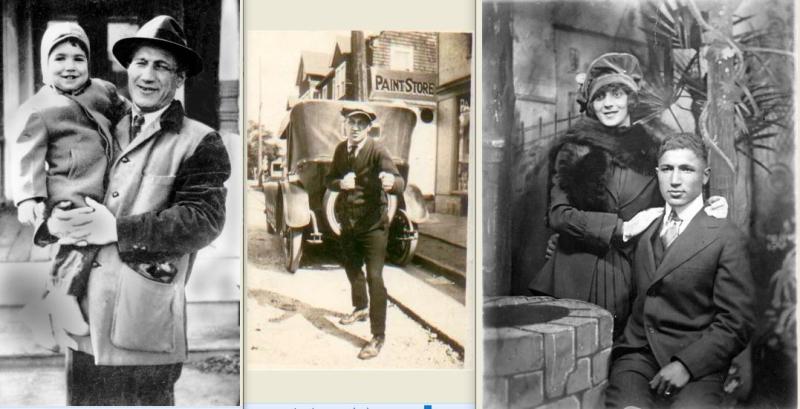 Pinsky triptych