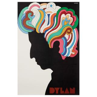 Bob Dylan Mlilton Glaser